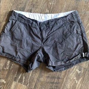 Grey shorts - khaki like